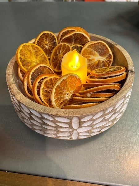 Oranges Slices