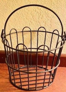 Wire Basket w/Handle