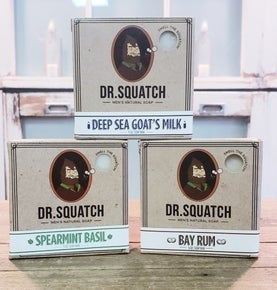 Dr. Squatch Gold Moss Soap