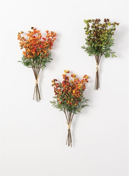 Berry Bundle w/ Leaves