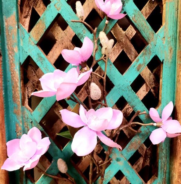 Pink Dogwood Pick