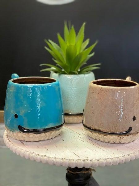 Whale Mugs