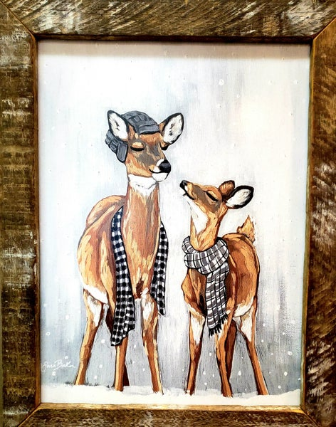 Deer Duo Picture