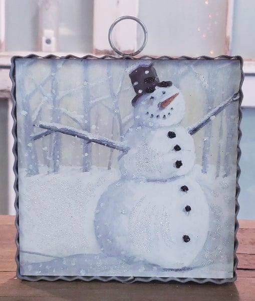 Snowman Mini Gallery