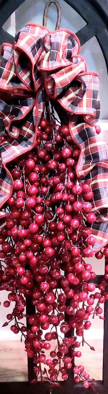 Iced Cranberry Drop