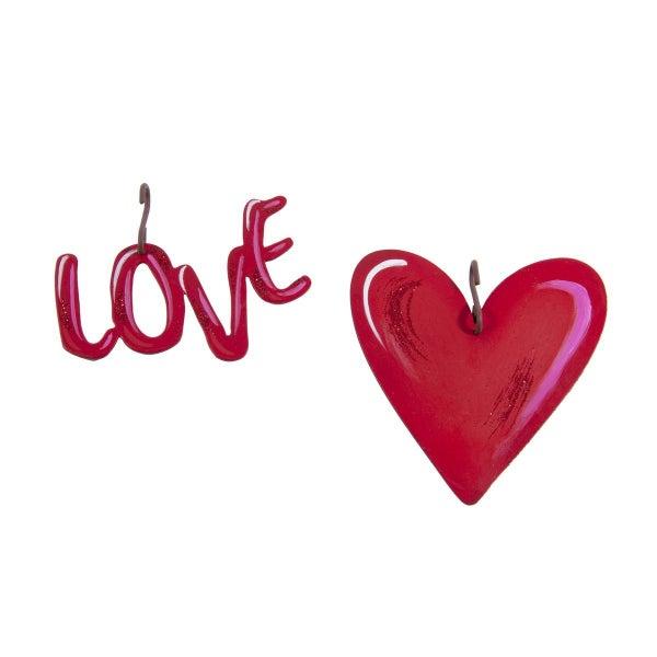 Valentine Garland Charms