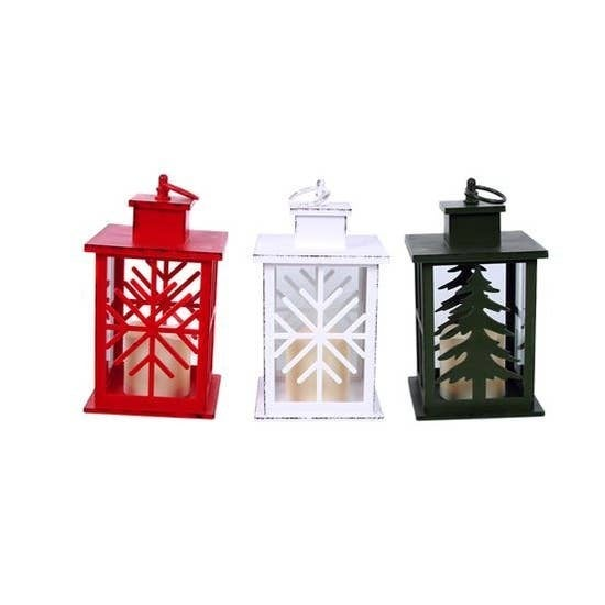 Holiday Lantern MYSTERY COLOR