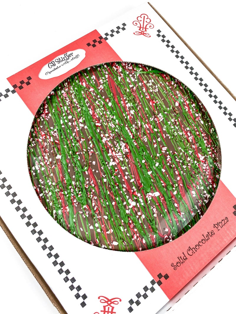 POPPY DAY Chocolate Pizza (Multiple Flavors)
