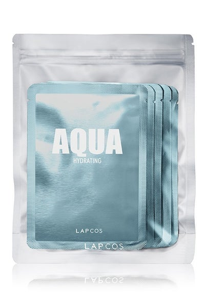 Aqua Hydrating Face Mask (Pack of 5)