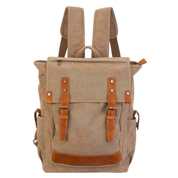 Large Flap Over Backpack (Multiple Colors)