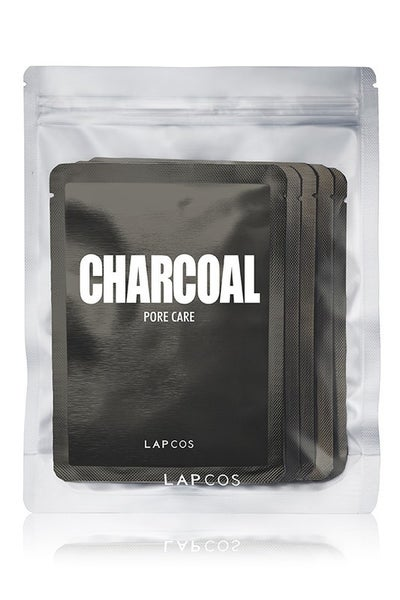 Charcoal Face Mask (Pack of 5)