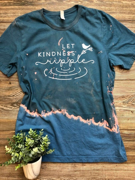 Let Kindness Ripple Graphic T