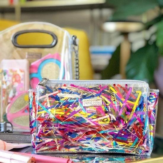 Mini Stream Big Zip Bag