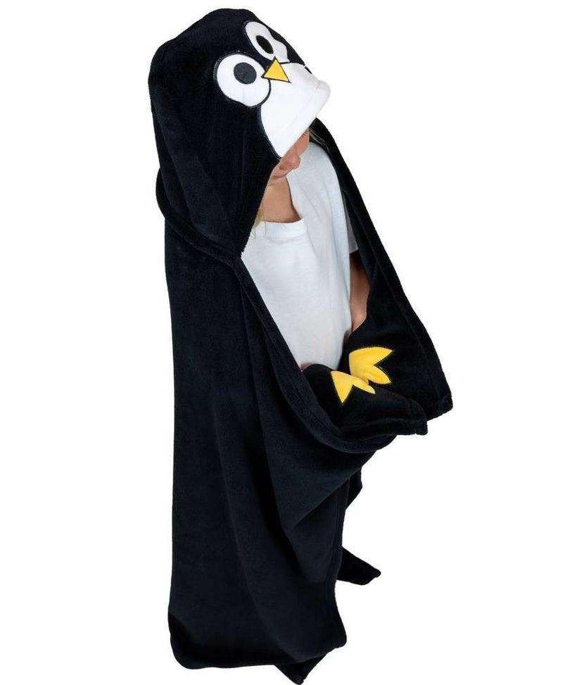 Kid's Hooded Blankets (Multiple Options)