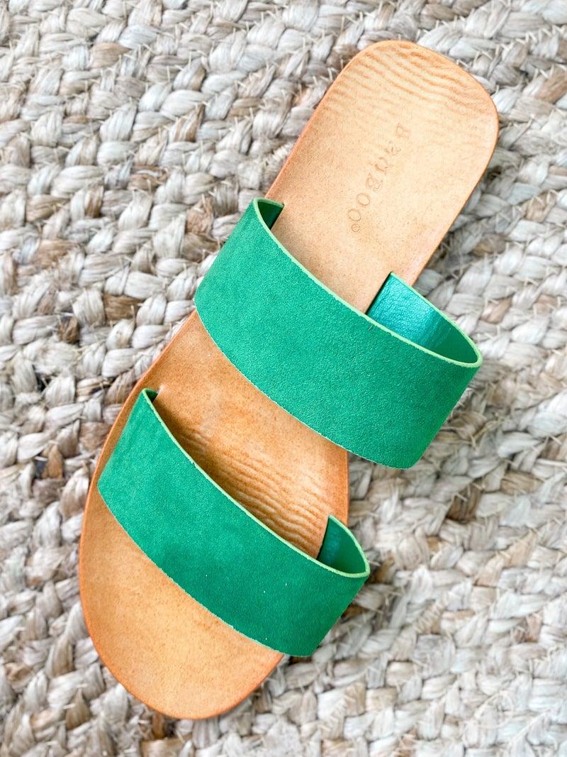 DOORBUSTER! SUPER cute strap sandals