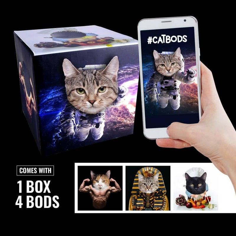 Cat Photobooth Box