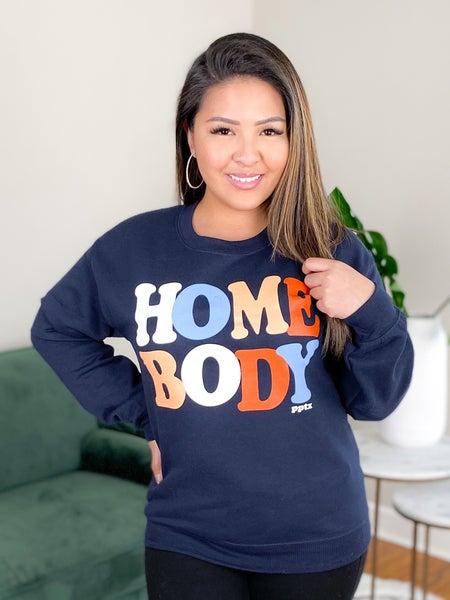 Homebody Fleece Pullover Sweatshirt