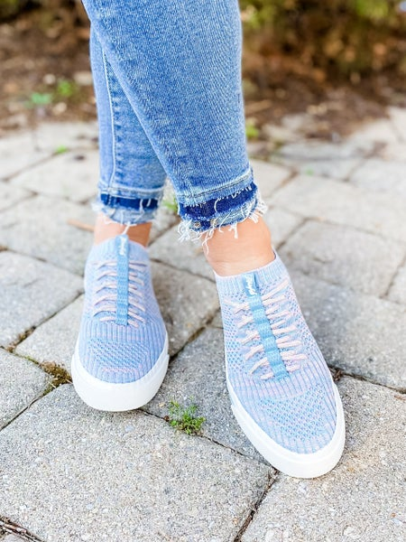 Blowfish Woven Slip On Sneakers (Multiple Colors)