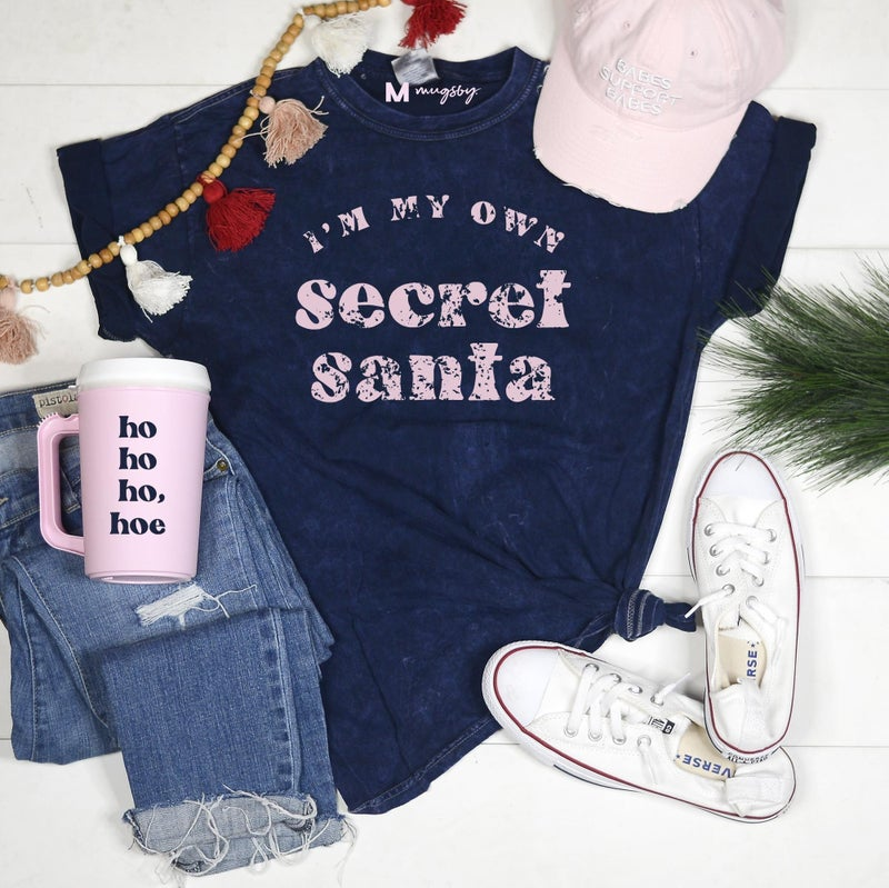 I'm my own secret santa