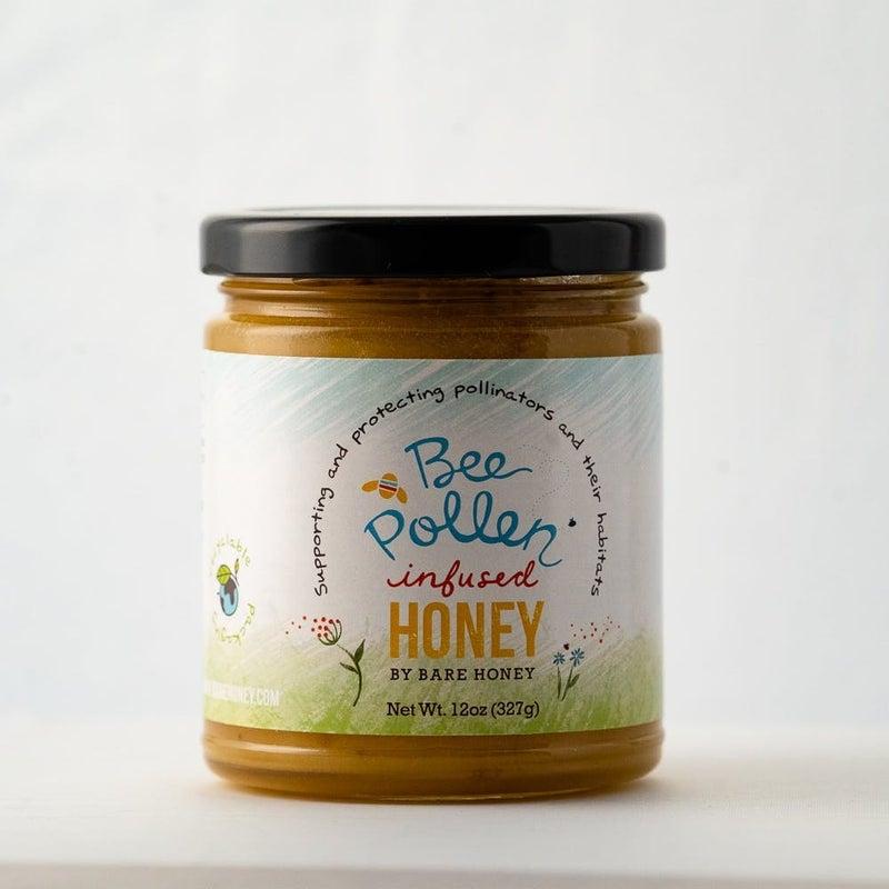 Raw Honey (Multiple Flavors)
