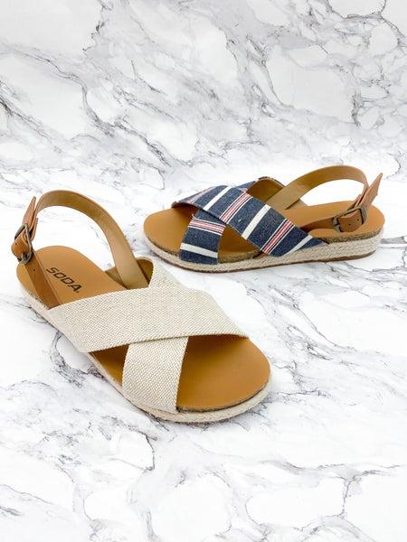 Soda TENANT Sandals