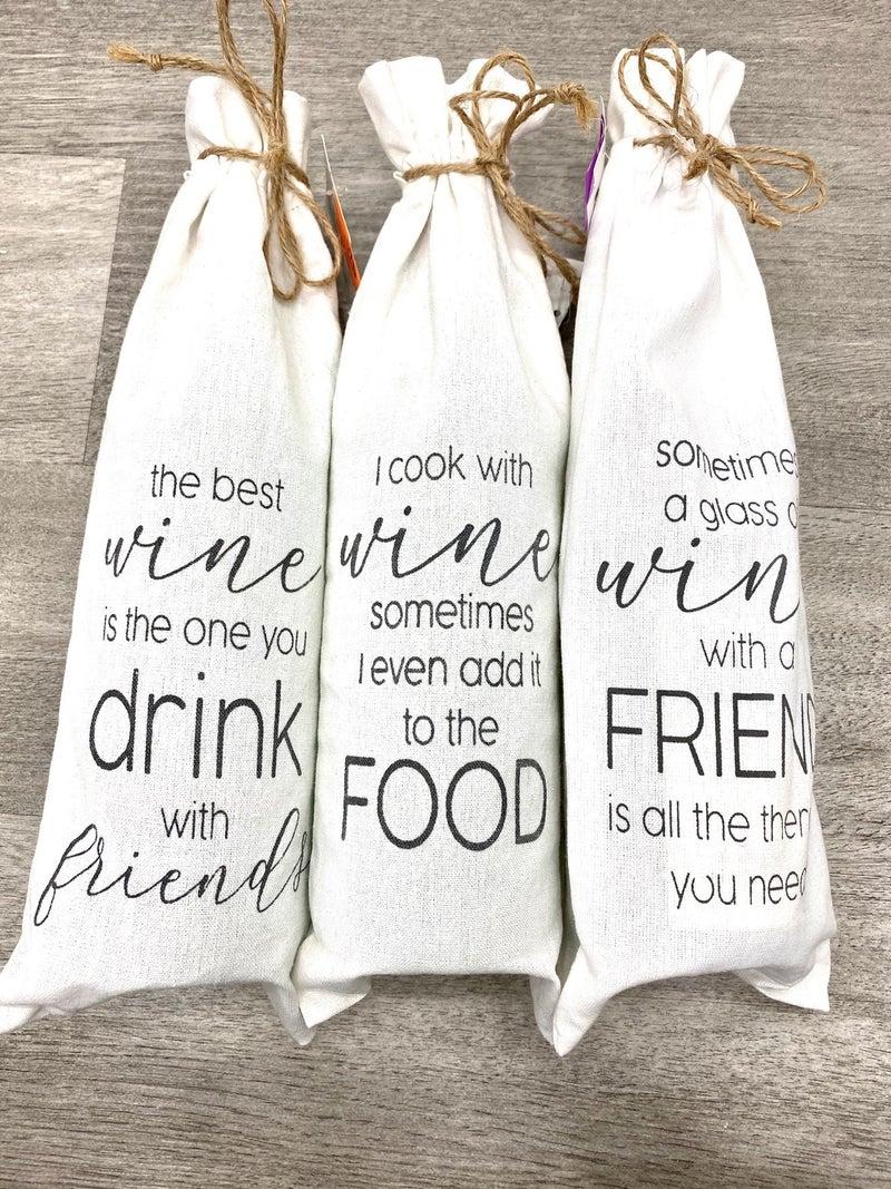 Best Wine Bags (Multiple Options)