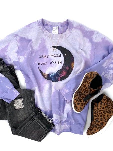 restock !!  Stay Wild Moon Child