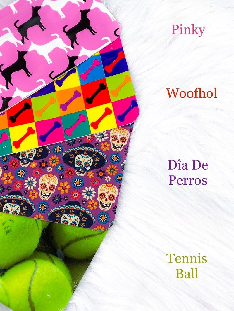 Expandable Travel Dog Bowls (Multiple Colors)