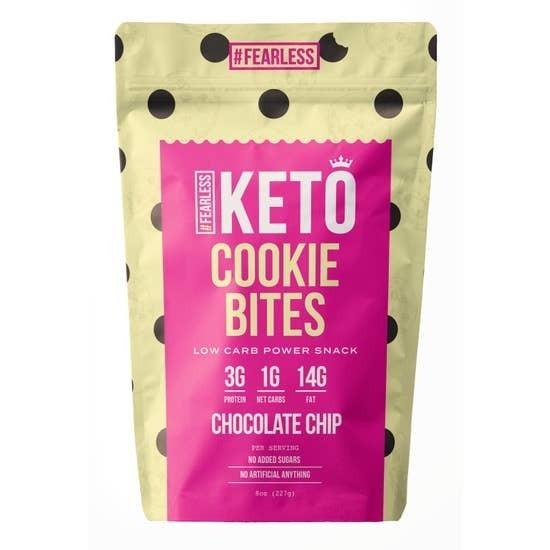 Keto Cookie Bites (Multiple Flavors)