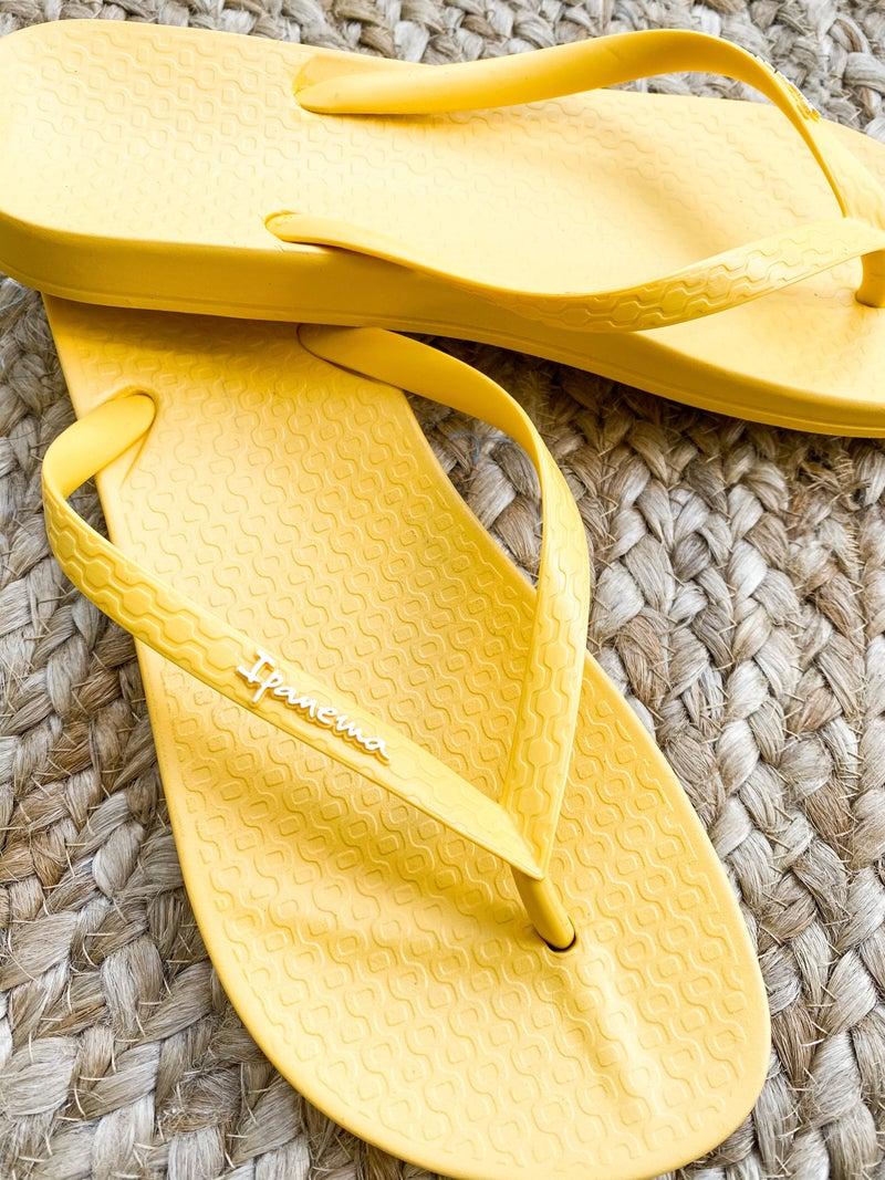 DOORBUSTER Ipanema Bright Basic Flip Flops (Multiple Colors)