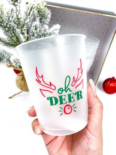 Oh Deer Cupstack
