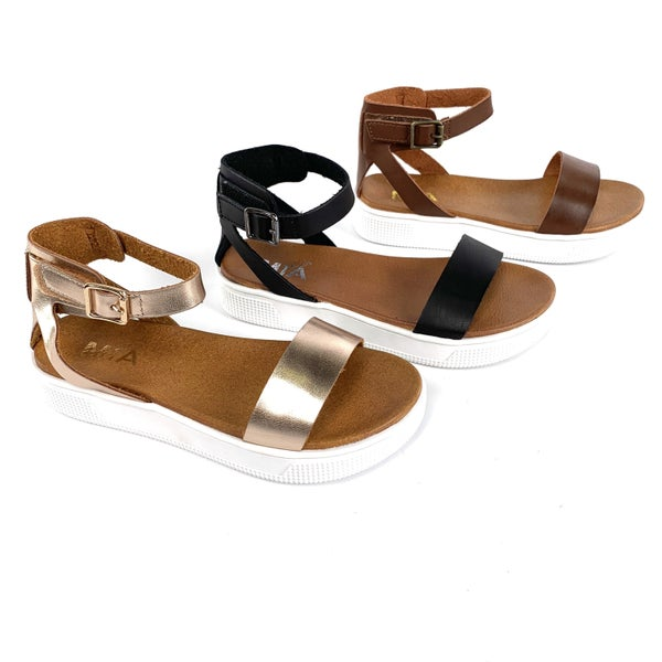 Kids MIA Ankle Strap Sandals