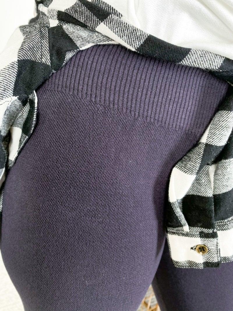PLUS/REG Tummy Control High Waist Compression Leggings (Multiple Options)
