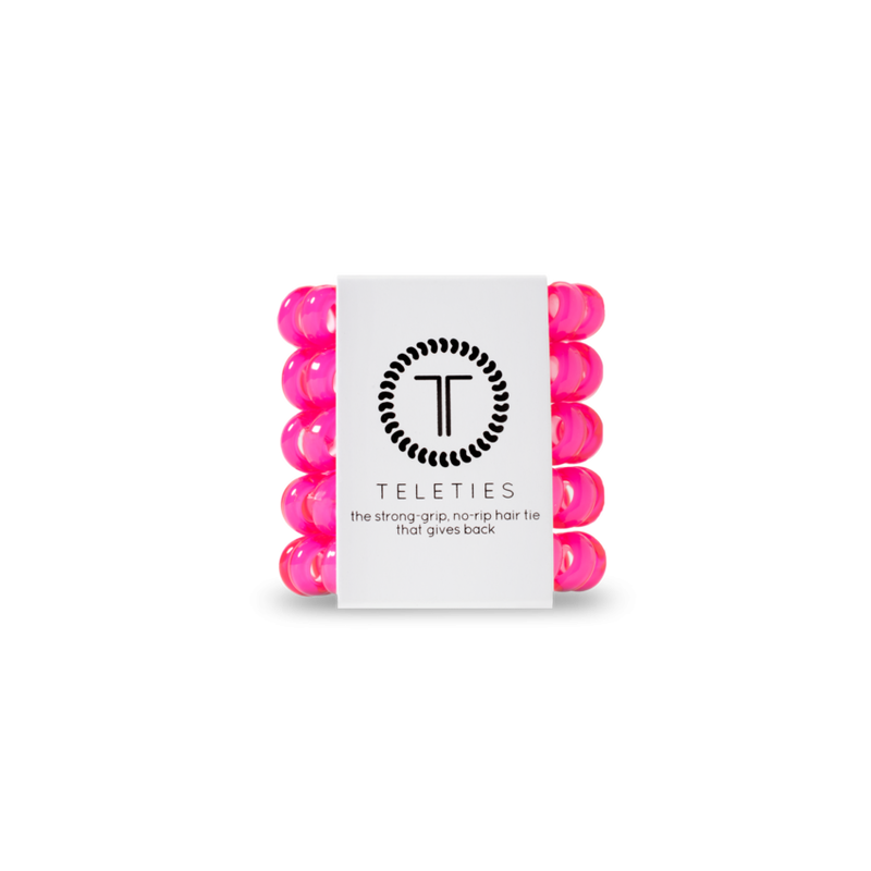 TinyTELE - 5 Pack of Tiny Teleties (Multiple Colors)