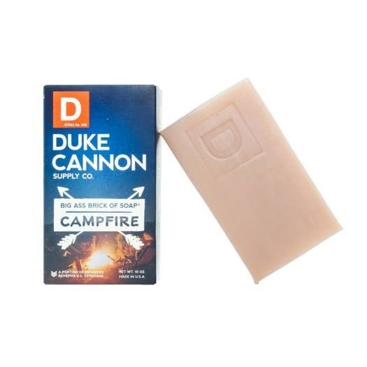 RESTOCK + NEW SCENTS!! Duke Cannon Big Ass Brick of Soap (Multiple Scents)