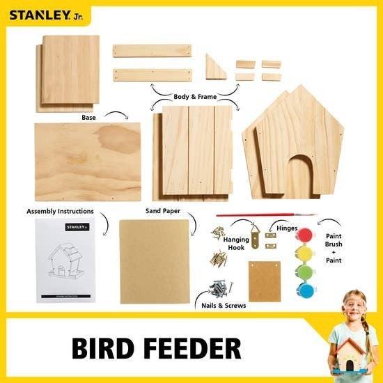 Large Wood Building Kits (Multiple Options)