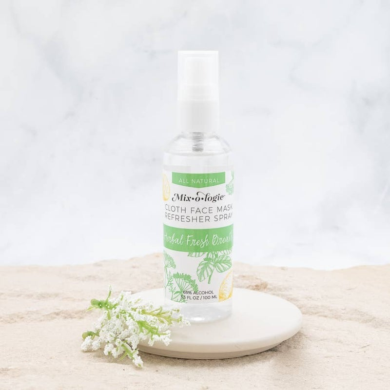 Mixologie Face Mask Refresher Spray (Multiple Flavors)
