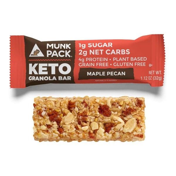 Keto Granola Bar (Multiple Flavors)