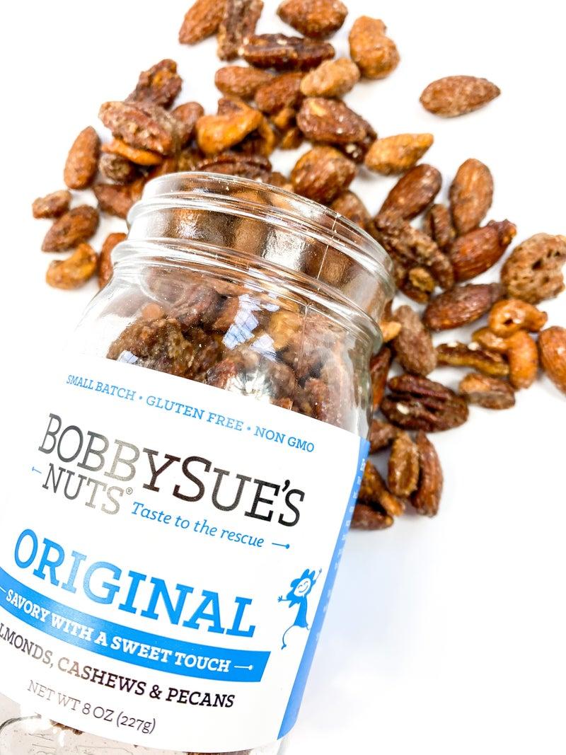 8oz Roasted Nut Mix Jar (Multiple Flavors)