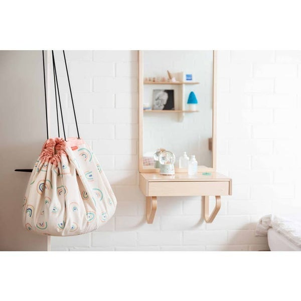 Drawstring Toy Storage Bags (Multiple Options)