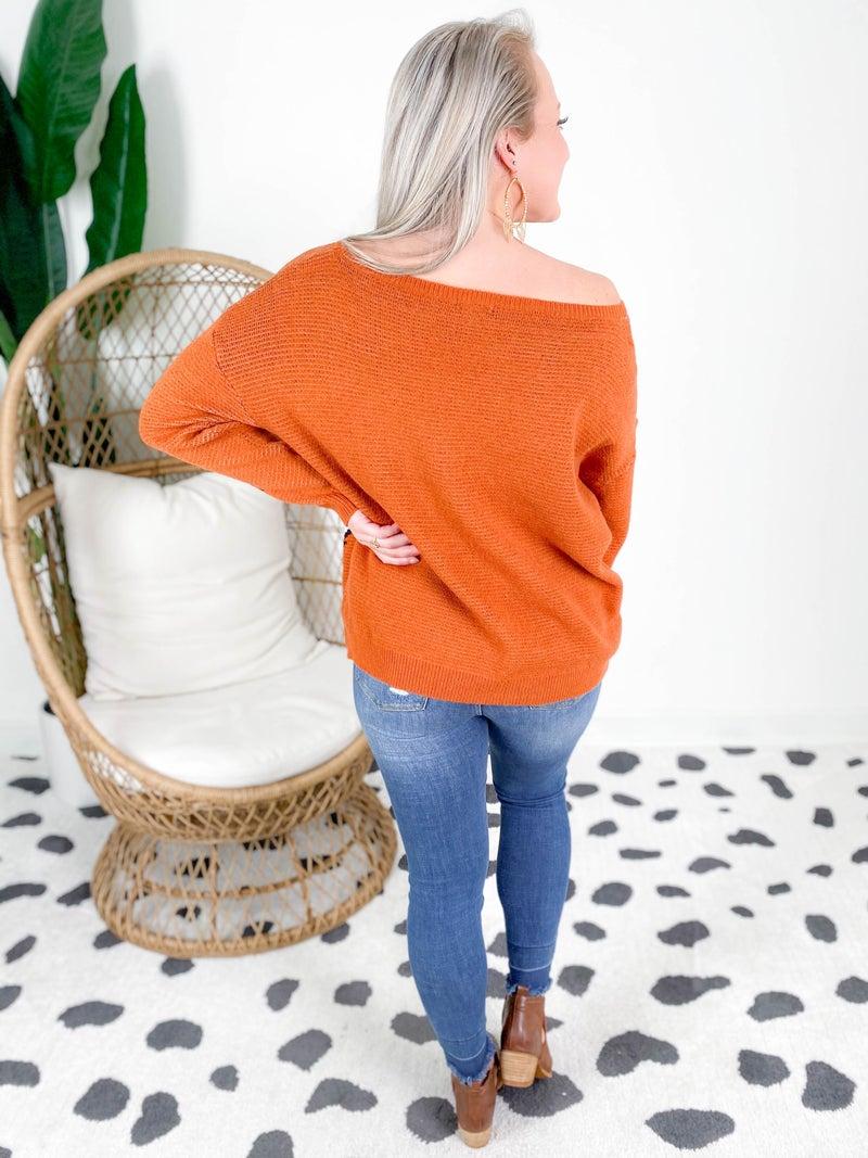 Aztec Sweater (Multiple Colors)