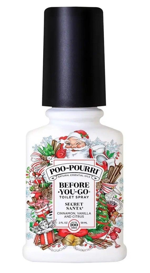 2oz Poo-Pourri Spray (Multiple Scents)