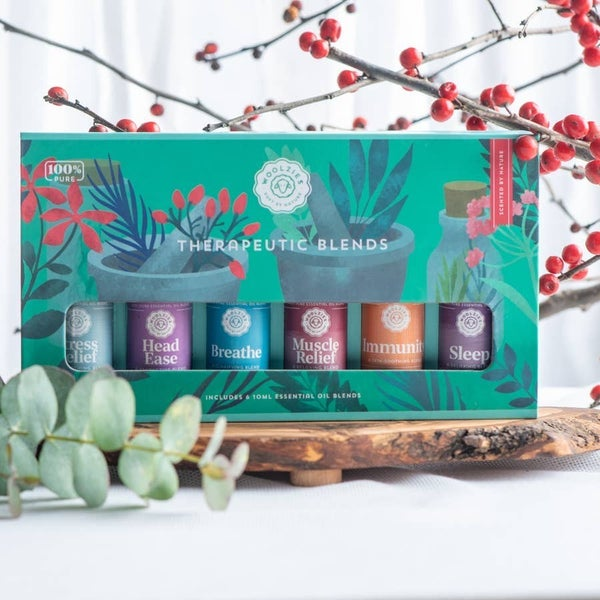 The Therapeutic Blends Collection