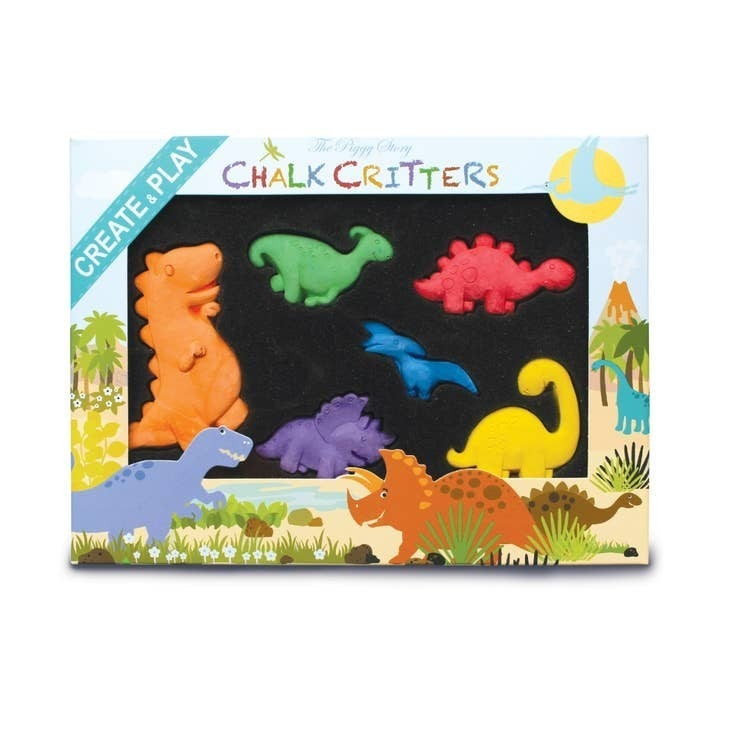 Fun Chalk Critters (Multiple Options)