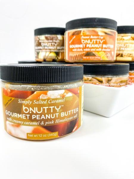 Gourmet Peanut Butter (Multiple Flavors)