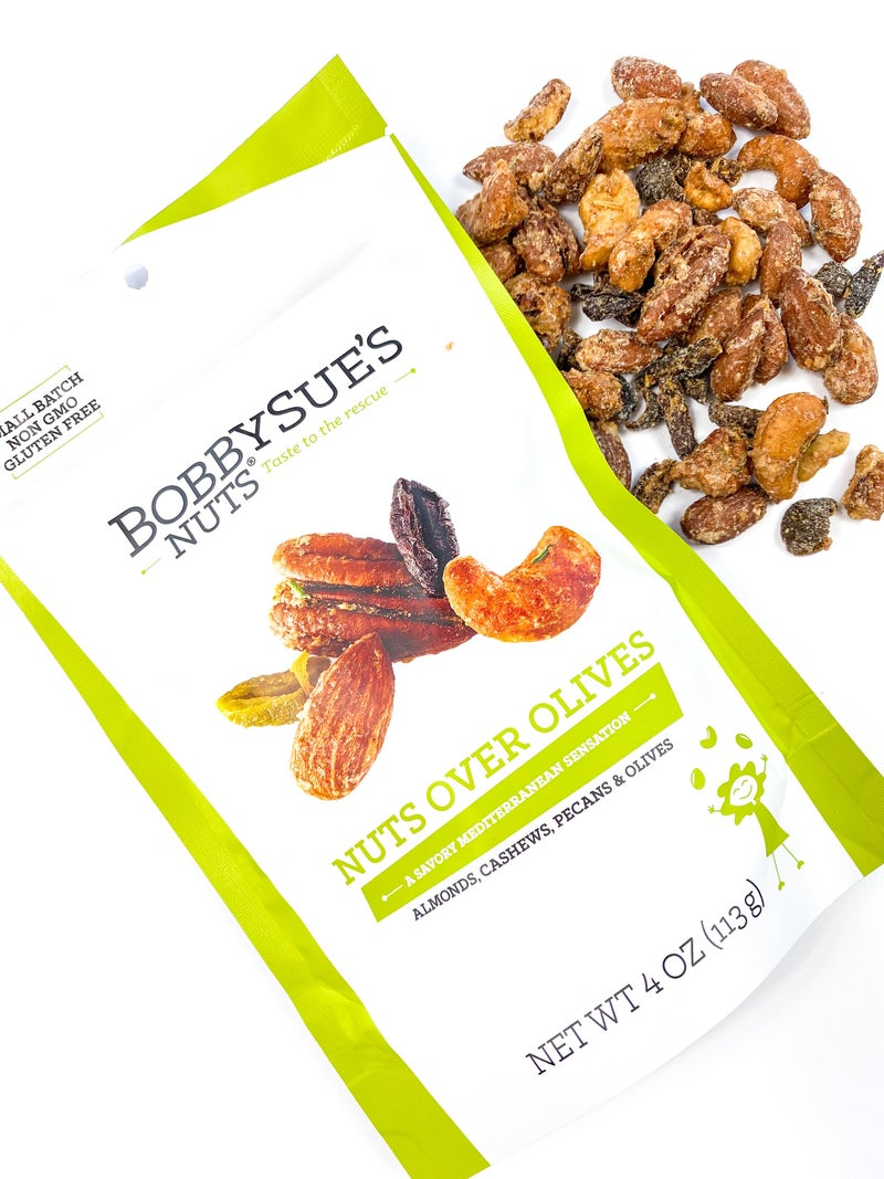 4oz Roasted Nut Mix Pouch (Multiple Flavors)