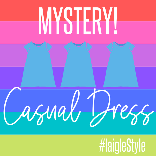 Mystery Casual Dress!