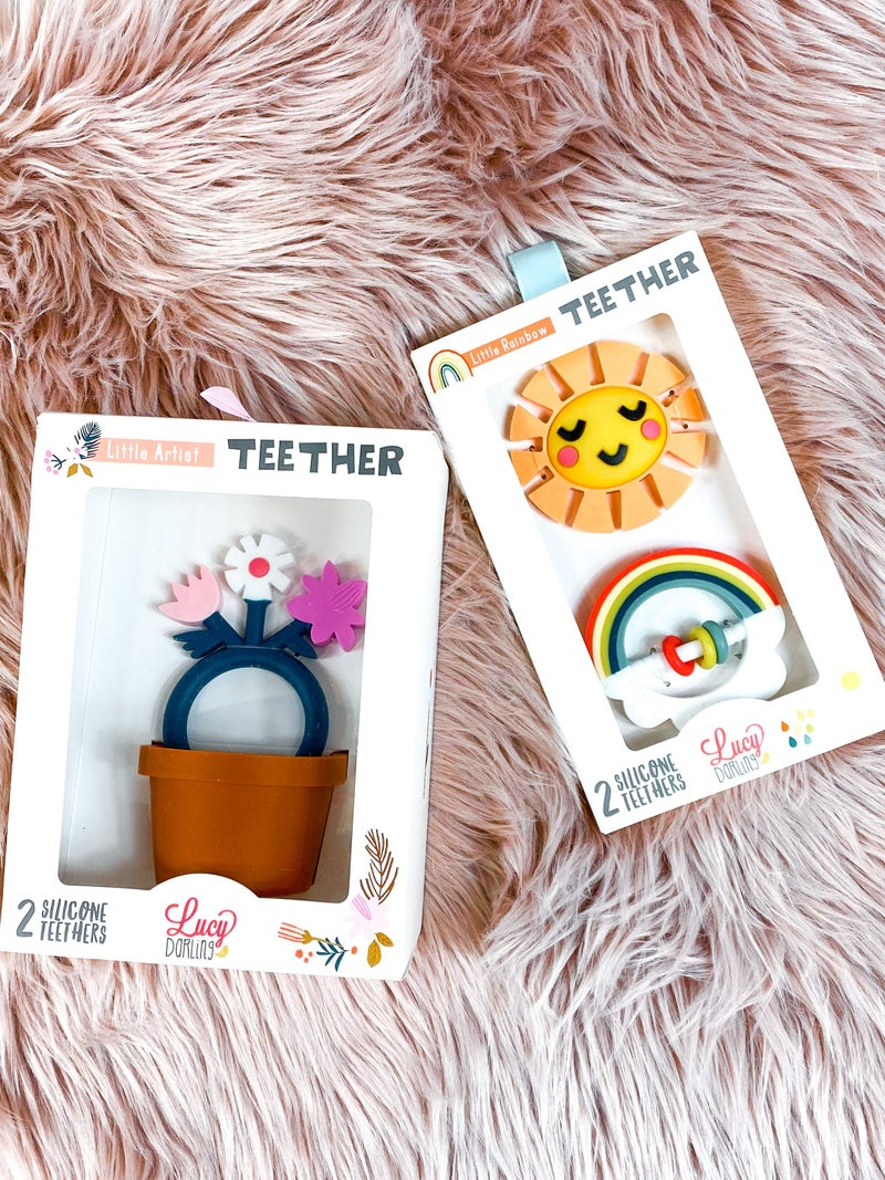Teether Toys (Multiple Options)