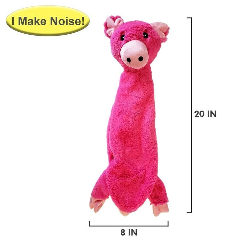 Beatrice The Pig Crinkle Toy