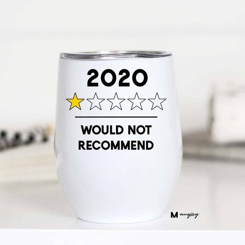 2020 Would Not Recommend Travel Wine Cup